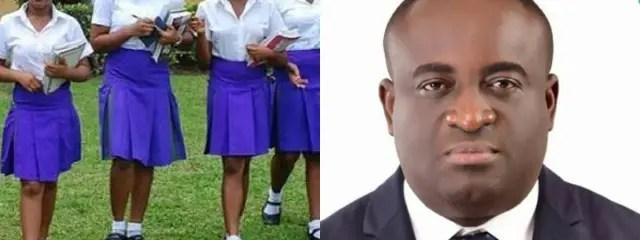 Over 60% Cross River State secondary schoolgirls not Virgins - Castro Ezama