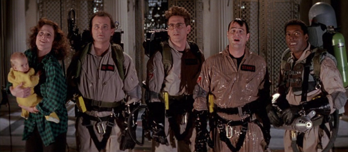 Image result for ghostbusters 2