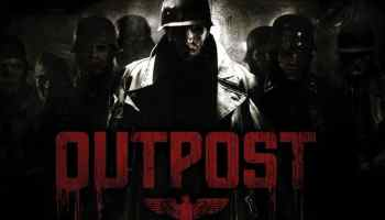 Horror Movie Review Outpost 11 2013 Games Brrraaains A Head