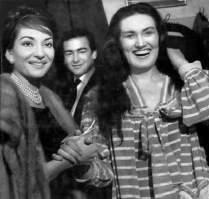 Maria e Joan, Londra 1959