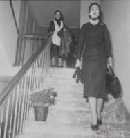 Milano, 1957 - Con Elena Pozzan