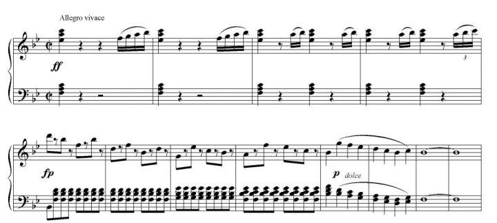 Beethoven sinfonia n. 4 es. 1