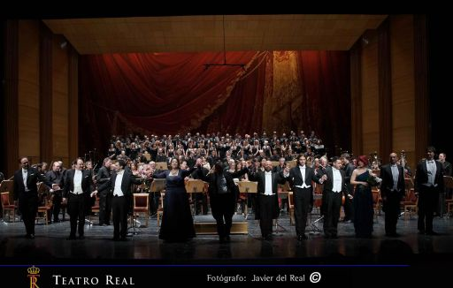 "Teatro Real de Madrid:""I Vespri Siciliani"""