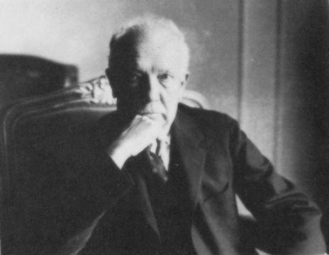 Richard Strauss in una foto del 1936