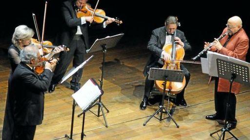 Verona: Giora Feidman and the Gershwin Quartet – GBOPERA