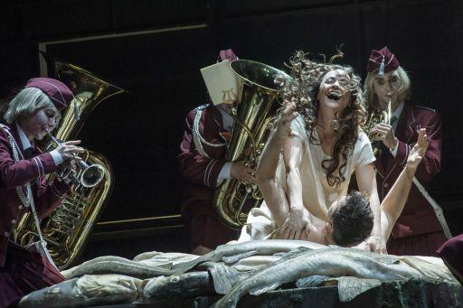 Deutsche Oper Berlin Lady Macbeth Of The Mtsensk District Gbopera