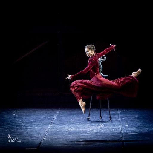 Madrid, Teatros del Canal, 13 III 2016 (Eifman Ballet, Rodin) 4