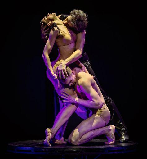 Madrid, Teatros del Canal, 13 III 2016 (Eifman Ballet, Rodin) 5