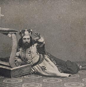 Antonio Cologni as Claudio