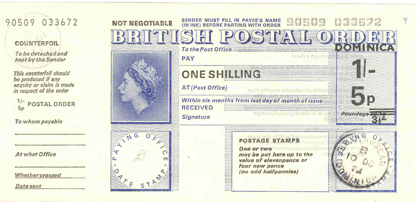 Image result for postal order with stamps