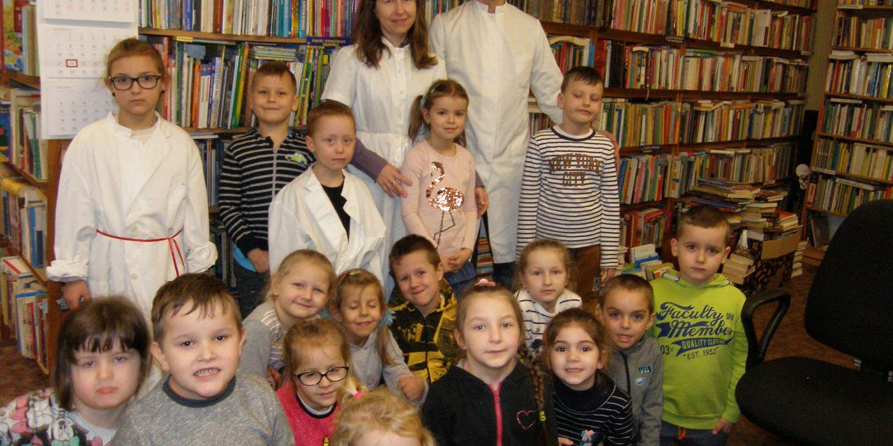 Biblioteczne Laboratorium :)