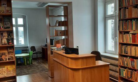 Informacja -Biblioteka Milin