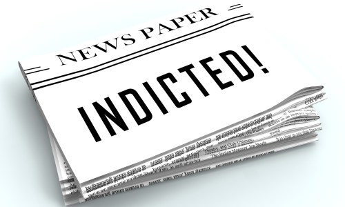 what is an indictment in SC
