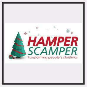 hamper scamper