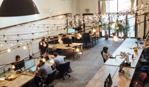shared office space 2021