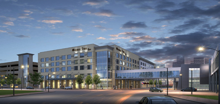 DoubleTree by Hilton Evansville