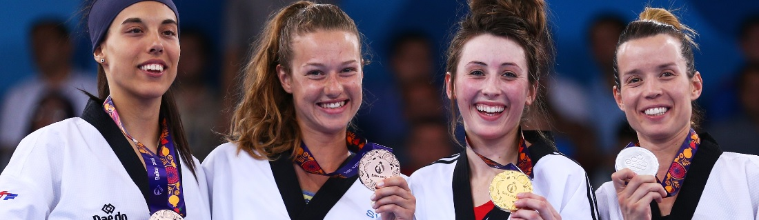 Olympic Champion Jones Is Crowned Queen Of Europe