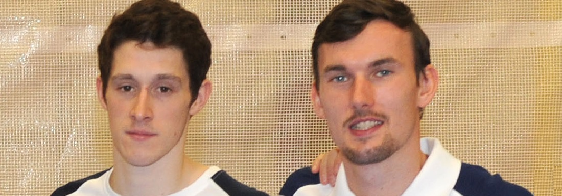 Harvey And Stamper Looking To Bring 'A' Game To Innsbruck
