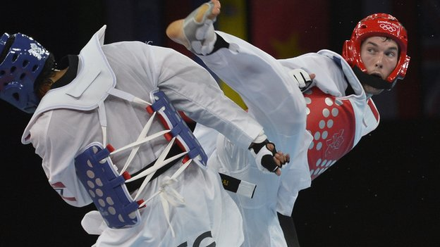 Stamper Ready For New Taekwondo Role After Calling Time On Fighting Career