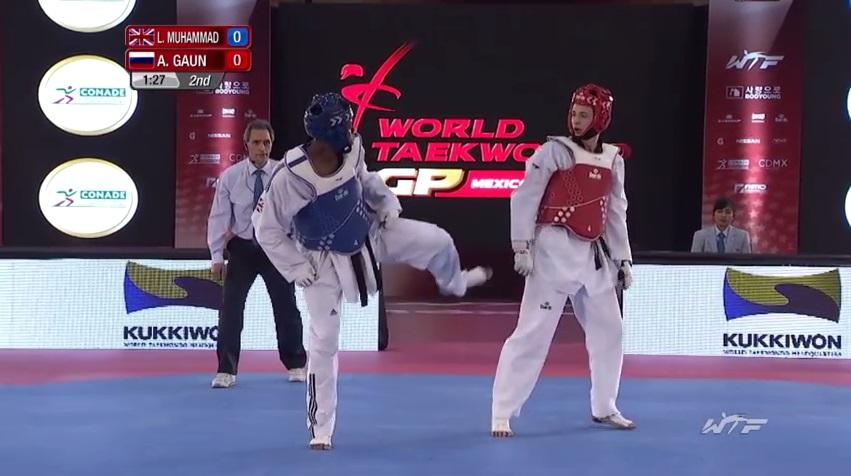 Lutalo Muhammad's Semi-Final at Mexico Grand Prix Final (Series 4)