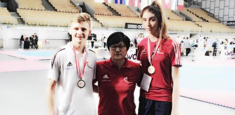 SLAVIN SHOCKS OLYMPIC CHAMPION ON WAY TO AUSTRIAN OPEN TITLE