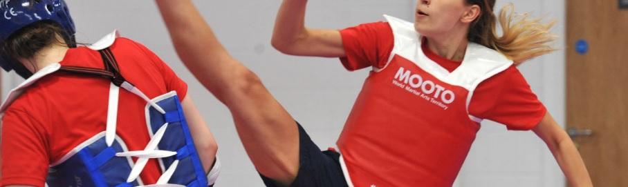 Suits you! GB Taekwondo announce partnership with Mooto