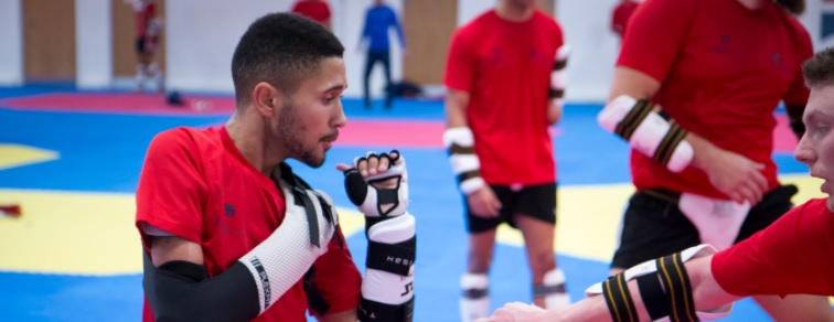 Strength In Numbers As Para Taekwondo Squad Take to Morocco