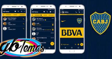 Tema GBWhatsapp – Boca Juniors