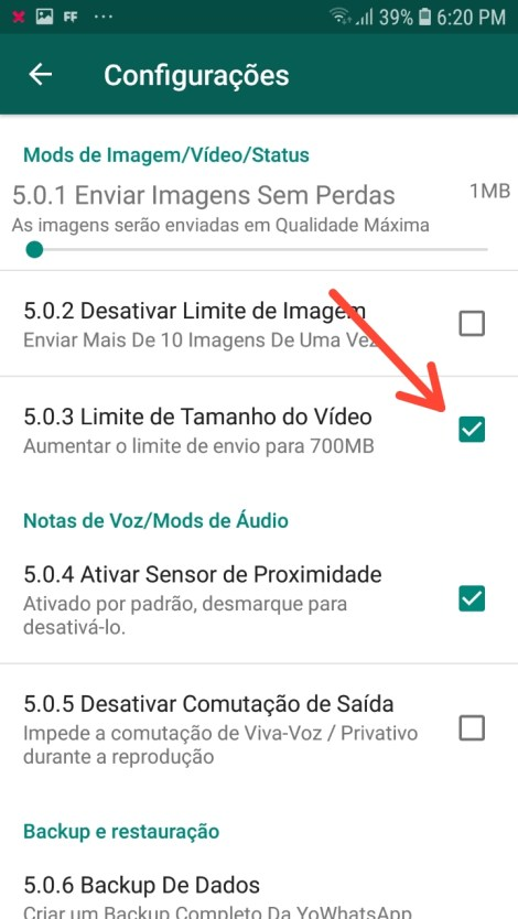 download yowhatsapp nova versao