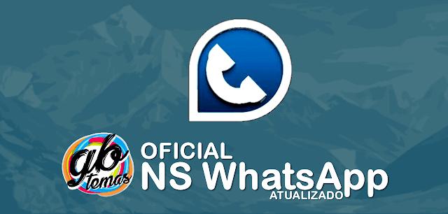 Download NS WhatsApp Atualizado v6.67 (Oficial 2018)