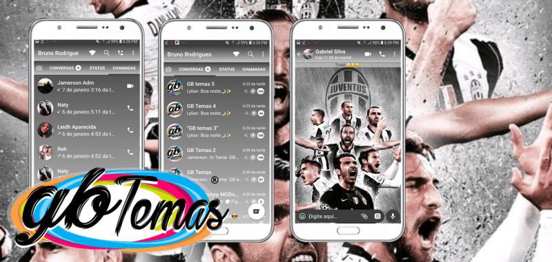 Tema GBWhatsapp - Juventus FC
