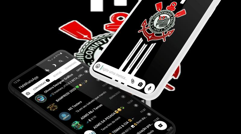 Tema Fouad Whatsapp - Corinthians Back
