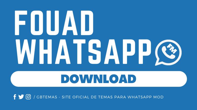 Fouad Whatsapp Atualizado