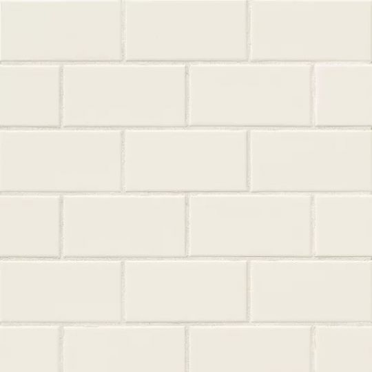 bedrosians traditions biscuit matte 3 x 6 wall tile