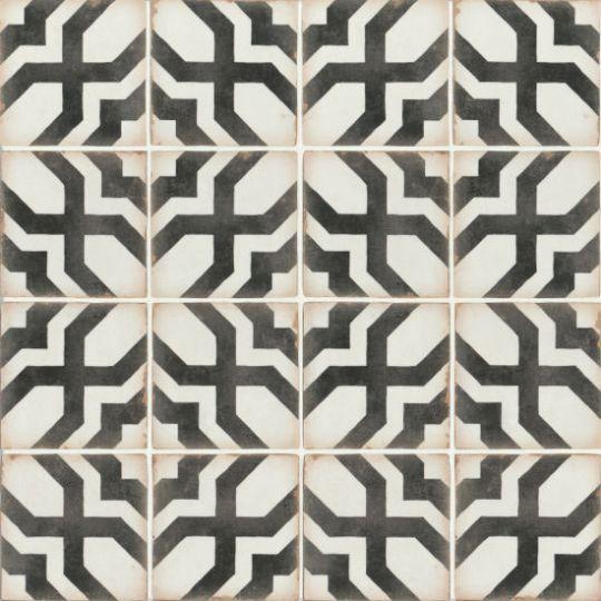 bedrosians casablanca farissi 5 x 5 matte ceramic floor wall tile