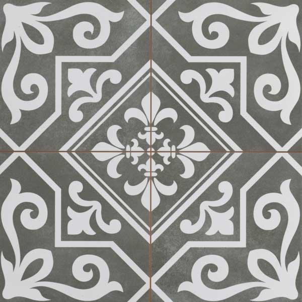 emser nostalgia saga 18 x 18 ceramic tile