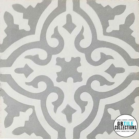 aguayo classic neiba 1 a gray white cement tile