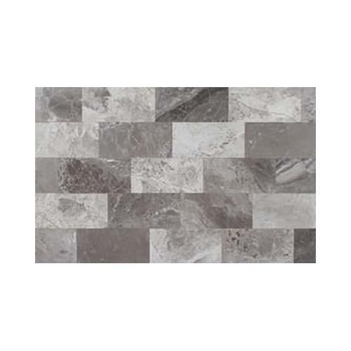 tesoro metropolitan city gray 4 x 8 polished marble tile