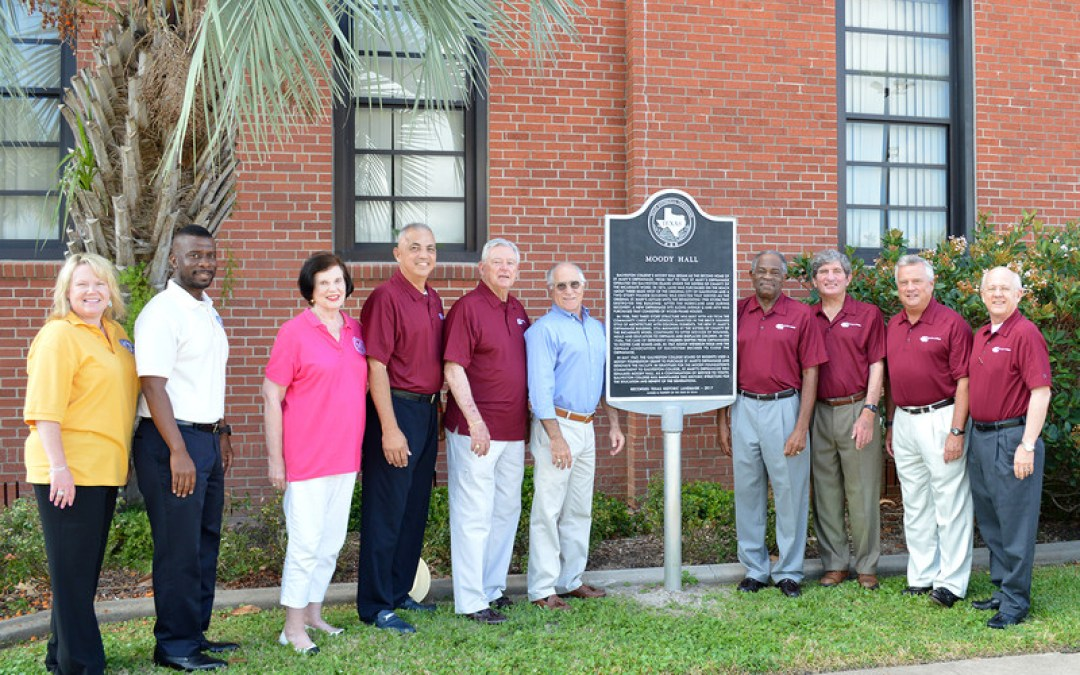 Galveston College Concludes 50th Anniversary Celebrations with Acknowledgements to the Past and Future