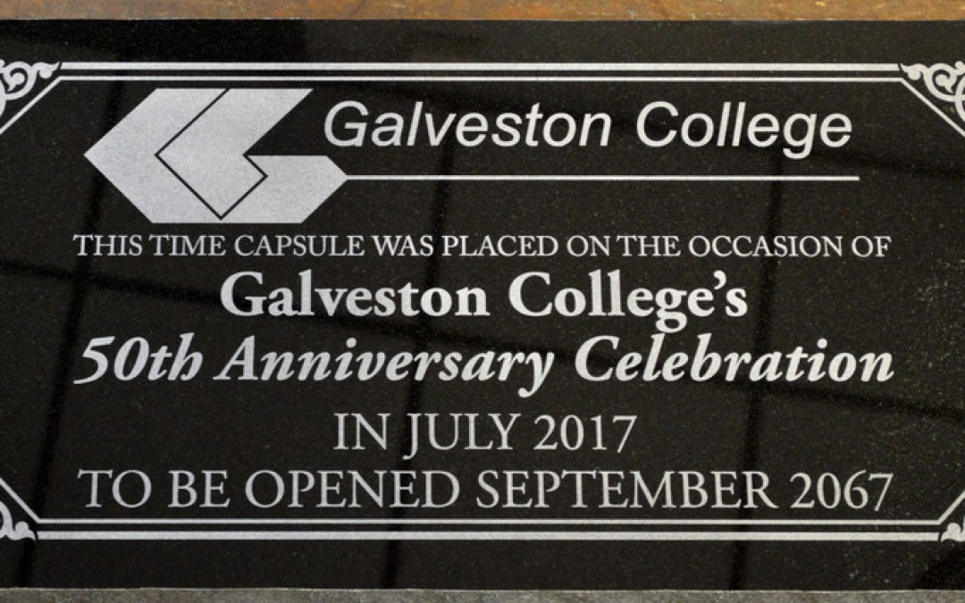 Time Capsule Dedication Set for August 18th