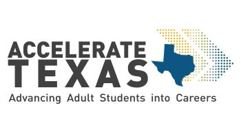 Accelerate TEXAS logo