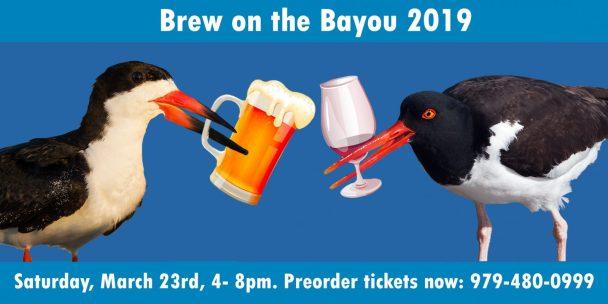 Brew on the Bayou @ Gulf Coast Bird Observatory | Lake Jackson | Texas | United States