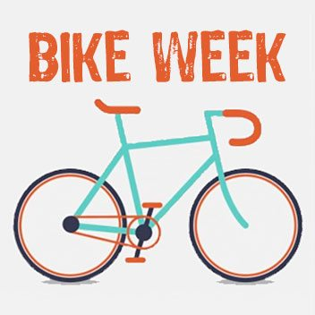 Bike Week Community Ride GCC event