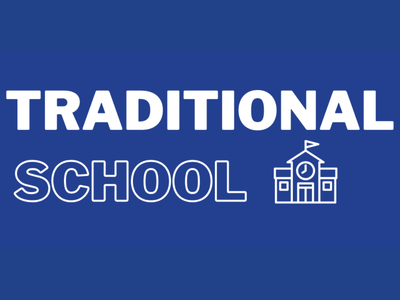 Traditional School icon