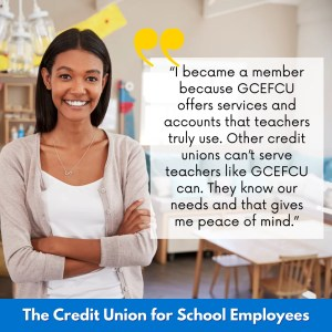 Becoming a member-owner of the credit union