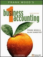 IGCSE / O Level Frank Wood's Business Accounting 1 by Fran Wood; Alan Sangster