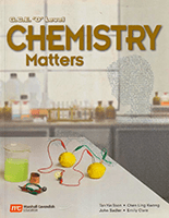Gce O Level Chemistry Matters by Tan Yin Toon - Chen Ling Kwong - John Sadler - Emily Claire