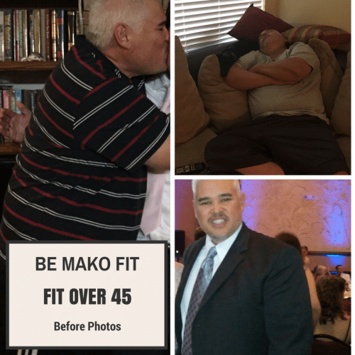 Be Mako Fit Before Photos