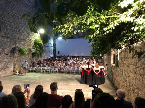 Wineries and Moreska dances