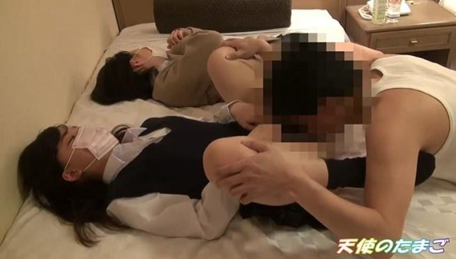 tenshi-343【個撮】慣れてない純粋二人組!大人しかったのに鬼ピストンでぶっ壊れ!性欲剥き出しイキまくり狂乱映像(1).mp400014